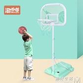 可升降籃球架室內戶外投籃框男孩子玩具落地式3-5-10歲 WD 遇見生活