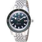 RADO 雷達 庫克船長自動機械腕錶 R32505313 綠