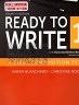 二手書R2YB《READY TO WRITE 1 A FIRST COMPOSI