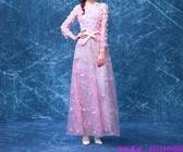 (45 Design)  7天到貨短款禮服婚紗禮服伴娘服 洋裝晚禮服 結婚 訂婚婚紗 大小尺碼都能製作