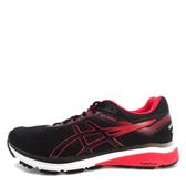 Asics GT-1000 7 [1011A042-002] 男鞋 運動 慢跑 健走 休閒 緩衝 透氣 亞瑟士 黑紅