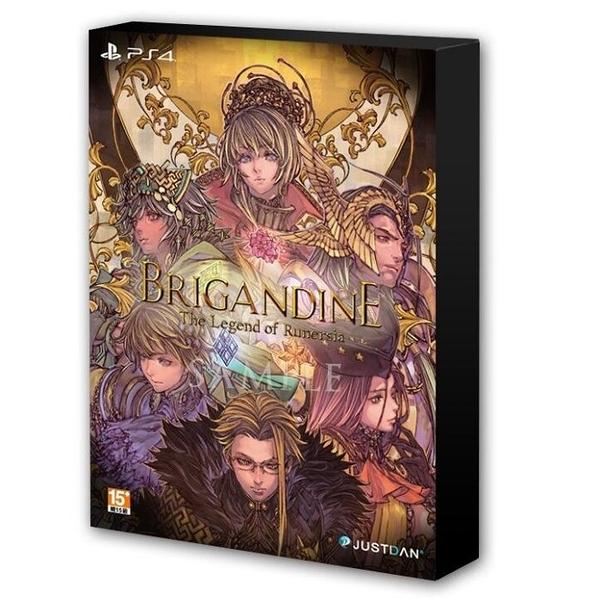 [哈GAME族]預購片 12/10發售預定 支援 PS5 系列最新作 PS4 幻想大陸戰記:盧納基亞傳說 中文限定版