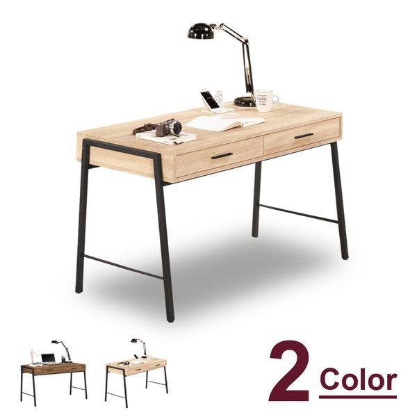 書桌【時尚屋】[C7]漢諾瓦4尺書桌C7-873-1兩色可選/免運費/免組裝/書桌