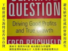 二手書博民逛書店The罕見Ultimate Question:Driving G