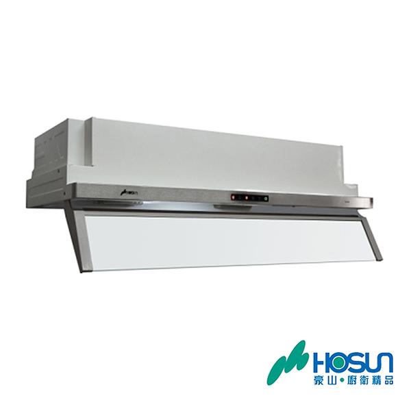 原廠基本安裝 豪山 隱藏式電熱除油煙機(90CM) VEA-9050