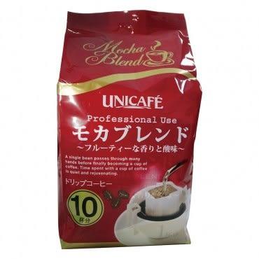 UNI 摩卡濾泡咖啡 8gx10入