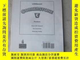 二手書博民逛書店Longman罕見Cornerstone Posters C(未