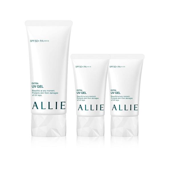 【KANEBO 】ALLIE EX UV 高效防曬水凝乳N 90g+高效防曬水凝乳N 40g×2