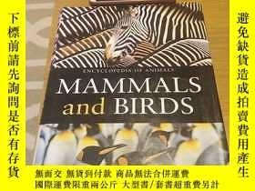 二手書博民逛書店Mammals罕見and Birds cY144640 內詳 內