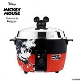 正版授權通路 台灣製造 迪士尼 米奇 系列 11人份 304不鏽鋼 電鍋 經典紅