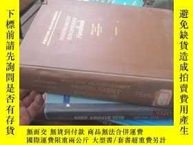 二手書博民逛書店INSTRUMENT罕見ENGINEERS Handbook 精