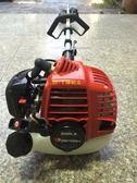 日製ZENOAH 小松全能 BC2200/G22LS 肩掛式硬管割草機(全世界最輕)