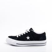 CONVERSE One Star Premium Suede 1970 70S 黑色 麂皮 帆布鞋 158369C