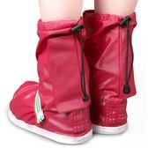 雨鞋套  男女下雨防水鞋套加厚防滑耐磨成人雨天防雨鞋套  腳套 享購