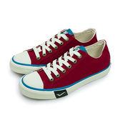 LIKA夢 PONY 經典復古帆布鞋 Shooter 2.0 紅米白 63U1SH63RD 女