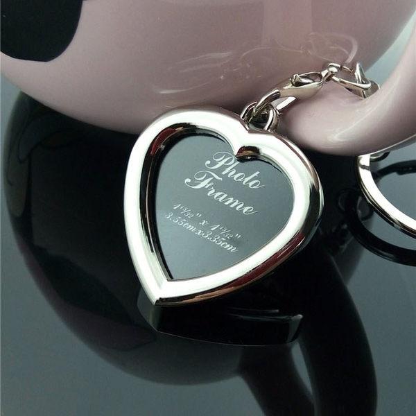 相框 鑰匙圈 情人節 鑰匙 鑰匙環 鑰匙扣 鑰匙包 飾品 禮物 紀念日 畢業 吊飾 1056