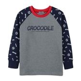 『小鱷魚童裝』連袖印花T恤(08號~16號)534418