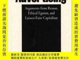 二手書博民逛書店In罕見Defense Of Advertising: Arguments From Reason Ethical