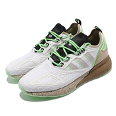 【海外限定】adidas 休閒鞋 ZX 2K Boost 星際大戰 白 咖啡 愛迪達 男鞋 曼達洛人 【ACS】 GZ2760