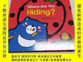 二手書博民逛書店where罕見are you hiding?Y290224 janine lee paran publishi