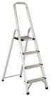 [家事達]MIT巧登欣 CTH-LHS-4 家用鋁合金 手扶階梯 -4階 特價 洗車梯 工作梯 手扶梯