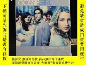 二手書博民逛書店Gossip罕見Girl The Complete season
