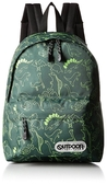 【日本代購】Outdoor Products 超輕量繽紛多彩後背包(小)-草綠
