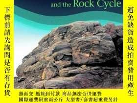 二手書博民逛書店Metamorphic罕見Rocks And The Rock Cycle (THE SHAPING AND RE