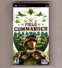 【PSP原版片 可刷卡】☆ 戰地指揮官 Field Commander ☆英文美版全新品【特價優惠】台中星光電玩
