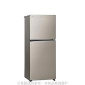 【南紡購物中心】Panasonic國際牌【NR-B170TV-S1】167公升雙門變頻冰箱星耀金