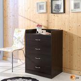 書櫃 書桌 收納櫃《百嘉美》艾瑞克四斗櫃 電腦椅