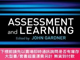二手書博民逛書店Assessment罕見And LearningY255174 John Gardner Sage Publi