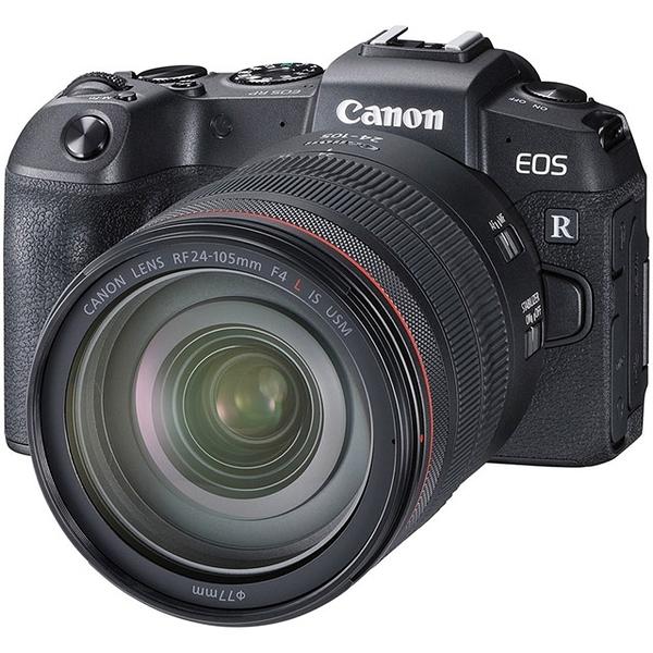 加碼送128G+側背包+電池座充組 CANON EOS RP + RF 24-240mm IS USM 全片幅 單眼相機 公司貨