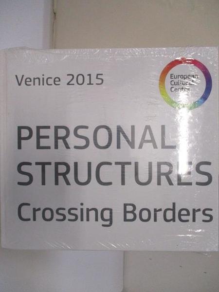 【書寶二手書T6/藝術_JMC】Rersonal Structures_Crossing Borders_未拆
