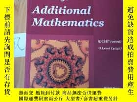 二手書博民逛書店Cambridge罕見Additional MathematicsY15335