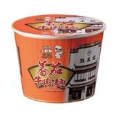 【小廚師慢食麵】蕃茄牛肉麵 (295g*6桶/箱)