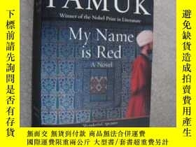 二手書博民逛書店My罕見Name Is Red (by the winnder