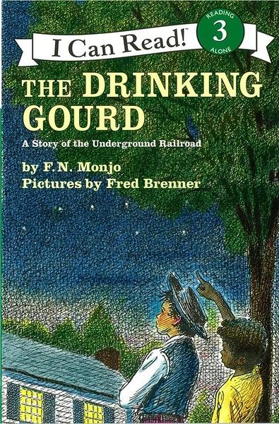 (二手書)An I Can Read Book Level 3: The Drinking Gourd