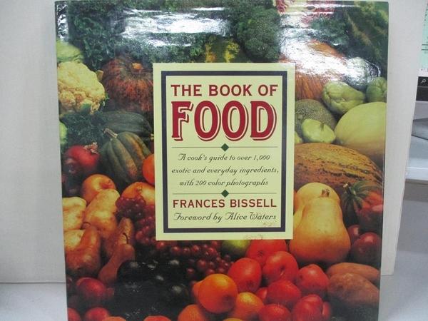 【書寶二手書T1/餐飲_KJ9】The book of food : a cook s guide to over 1,000 exotic…