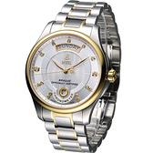【寶時鐘錶】依波路 E.BOREL 布拉克系列機械腕錶 GB7350WC3-2599