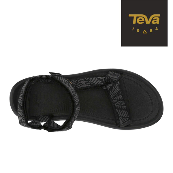 TEVA 男款 Hurricane XLT2 運動涼鞋迴旋鏢 - 黑 1019234BNBK