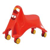 兒童可愛滑步車-紅