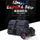 國家地理 相機包數碼專業攝影包單反側背復古帆布多功能防水便攜 交換禮物