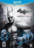 WiiU Arkham City: Armored Edition 蝙蝠俠:阿卡漢城市 武裝版(美版代購)