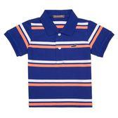 『小鱷魚童裝』條紋POLO衫(10號~20號)339106