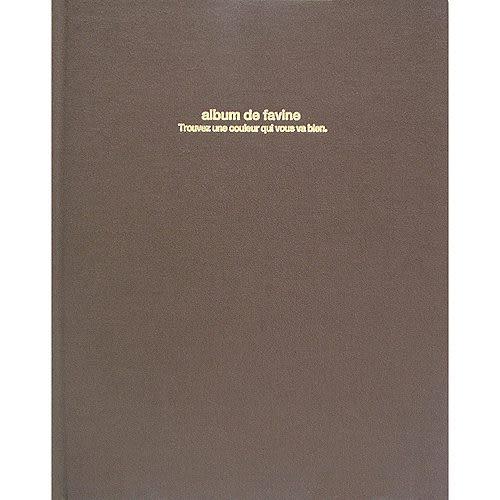 日本Nakabayashi黑色內頁自黏性相本咖啡色*H-A4PB-181-S