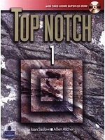 二手書博民逛書店 《Top Notch (1) with Take-Home Super CD-ROM/1片》 R2Y ISBN:013174920X│JoanSaslow
