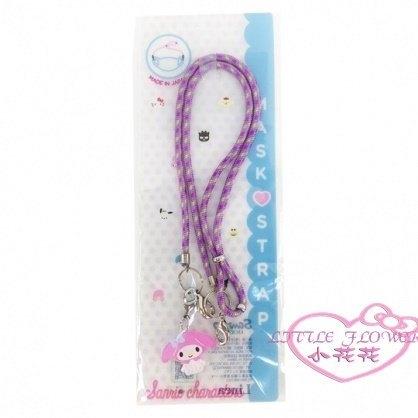 小花花日本精品 KITTY 美樂蒂 雙子星 酷洛米 尼龍 口罩掛繩 口罩繩 口罩鍊 日本製 99123208