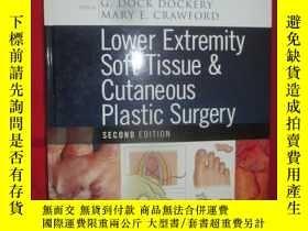 二手書博民逛書店Lower罕見Extremity Soft Tissue & C