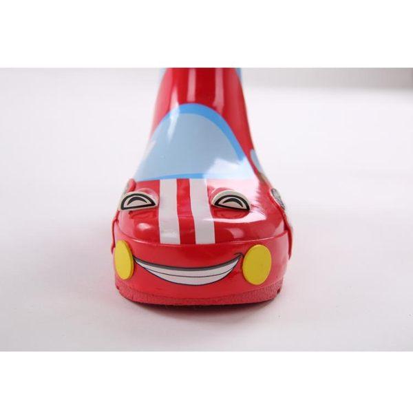 兒童雨鞋男童女童短筒雨靴寶寶雨鞋嬰幼中性可愛防滑水鞋 森活雜貨